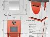 RTA kiosk rollout 3 D design